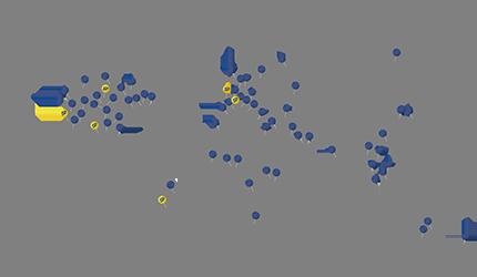 Rangkaian global straightpoint