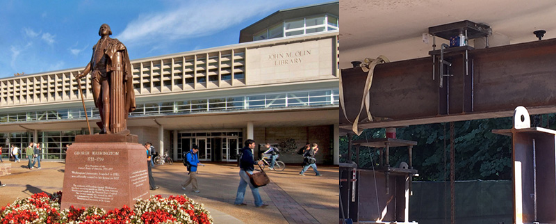 Washington Universitys Olin Library