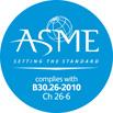 ASME-överensstämmelse