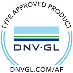DNV GL Type approved