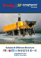 subsea brochure cover