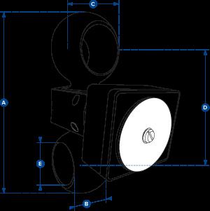 Бездротові розміри лінійного номера нижньої кімнати