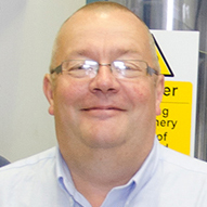 simon paine logistics supervisor
