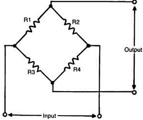 Obvod Wheatstone Bridge